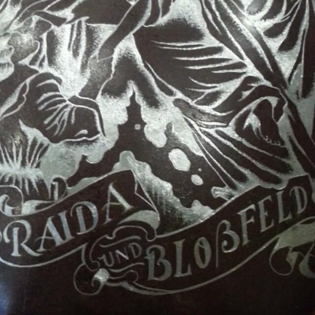 1. Gravierung, Objekt: Simson SR2 Tank  #raidaundbloßfeld @kustom_kulture_foreve