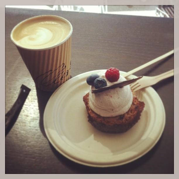 AirPort Snack in between... #food#coffee#coffeejunkie#coffeebreak#airport#copenh...