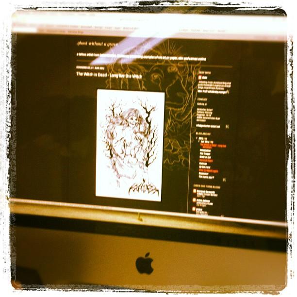 Check out my new blog please!  #blog#blogspot#internet#www#worldwideweb#tattoo#t...