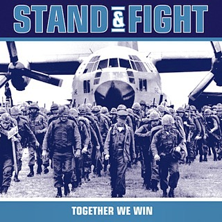 DAY 14 - a record you discovered way too late  Stand & Fight - Together we win  ...