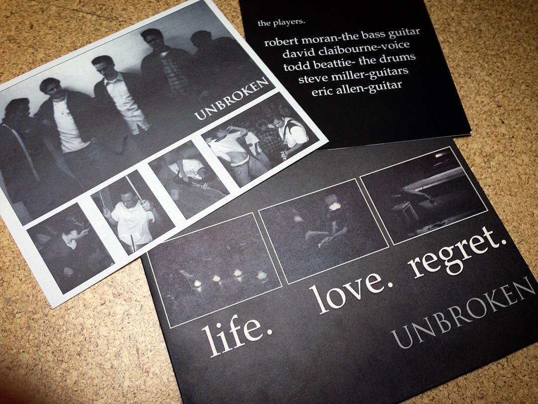 DAY 26 - Artist with a better 2nd album  Unbroken - life. love. regret.  no. exp...