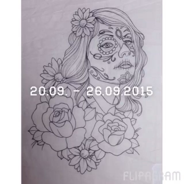Denmark! I'll be working at Royal Tattoo in Helsingør from 21st - 26th September...