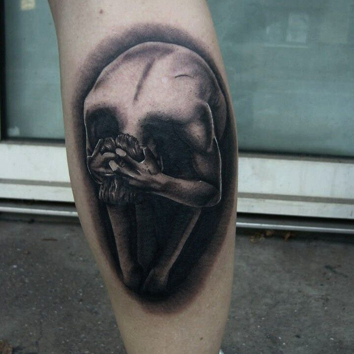 From yesterday.....big thx for the nice session.....more skulls please #germanta