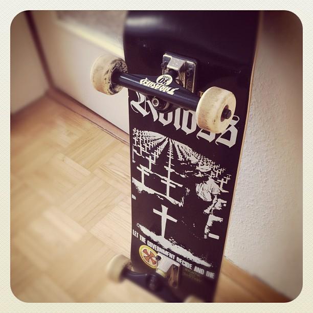 Getting ready for next summer...  #skateboard#skate##thrasher#independent#bones#...