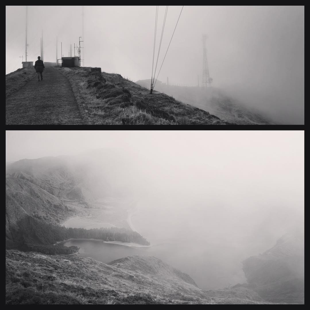 Going to the Nebelsee® #azores#azoresisland #açores#lagoadofogo#nebelsee#lakeoff...