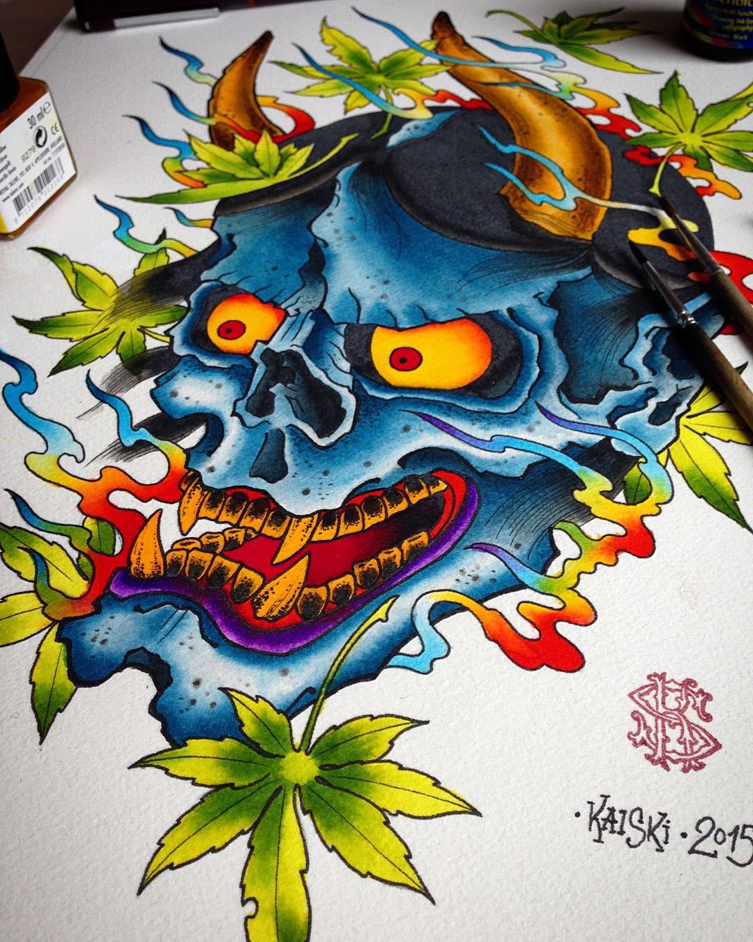 Lazy sundays... #tattoo #tattoing #tatovering #tattooflash #flash#painting#flash...