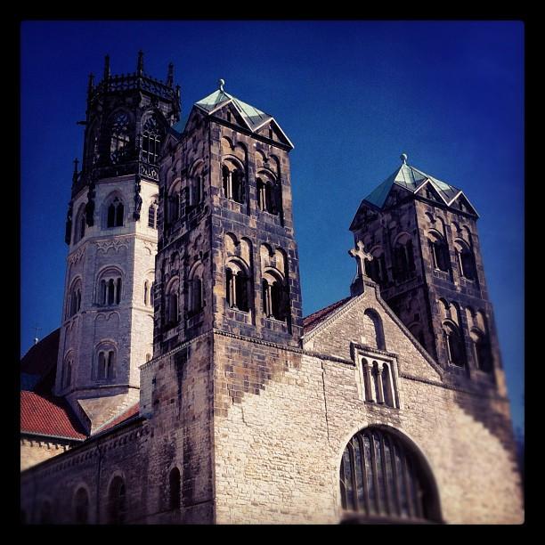 Münster#church#gothic#doom#sky#skyline...