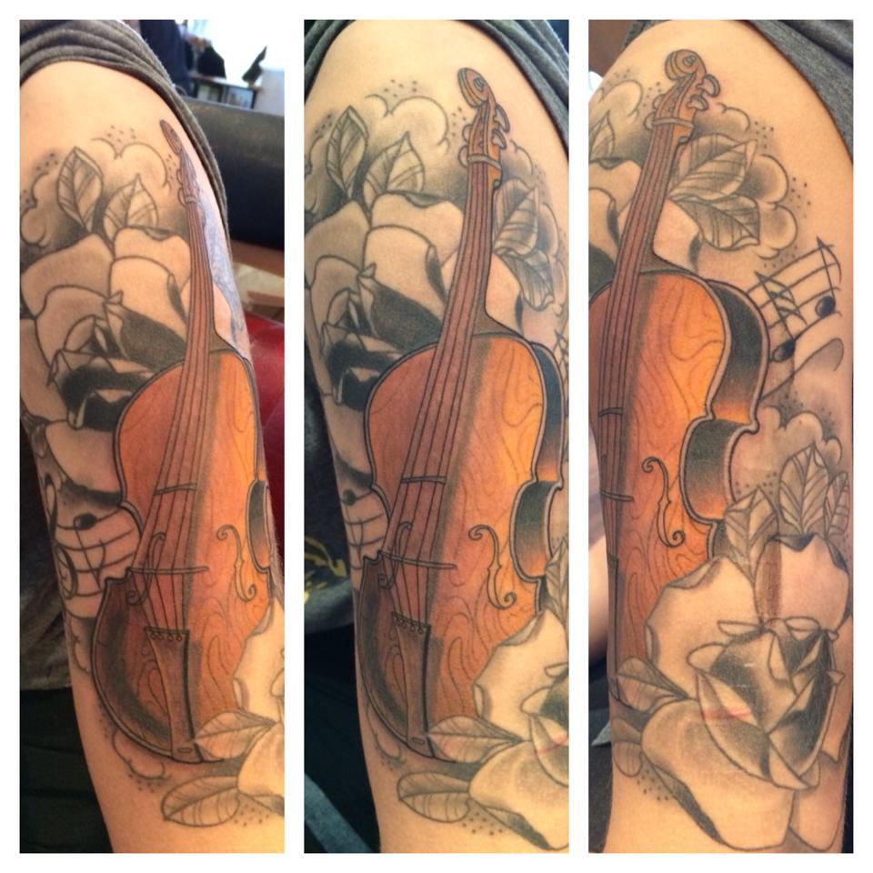 Music forever.....angefertigt von Ron Raida