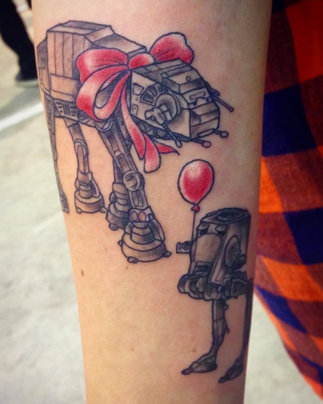 Nerd stuff @kaiserstadt_tattoo_expo_aachen Day 2  #tattoo#tattoing#tatovering#ta...