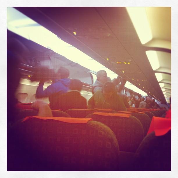 Off to London! #london#dortmund#airplane#plane#airport#earlymorning#flight#flyin...