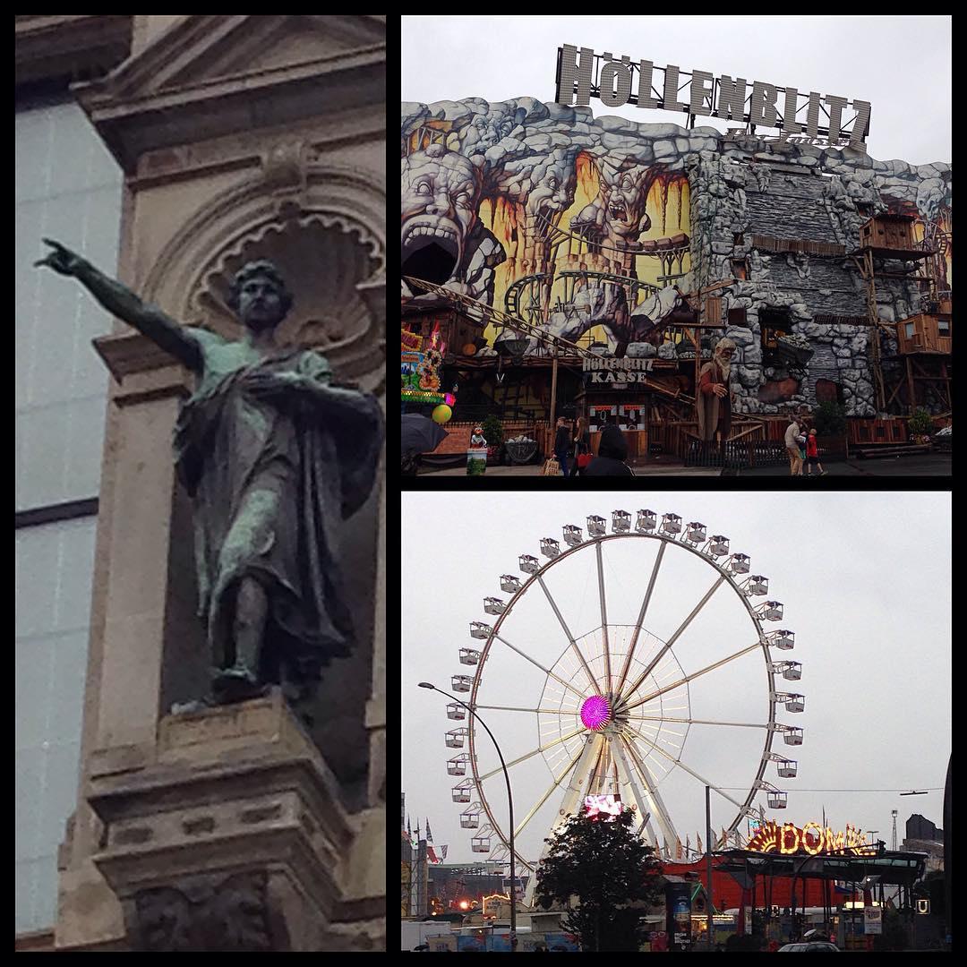 Rainy Days in Hamburg #hamburg#hh#dom#hamburgerdom#stpauli#sanktpauli#hamburgerr...