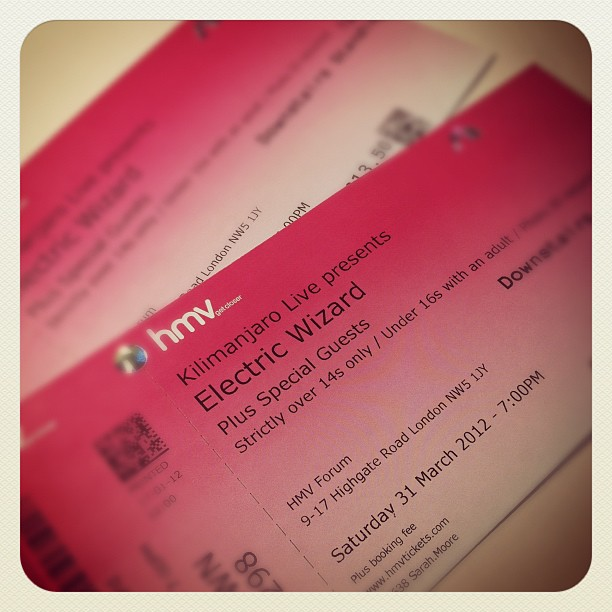 See you there! #electricwizard##doom#london#hmv#metal#blacksabbath#witchcult...