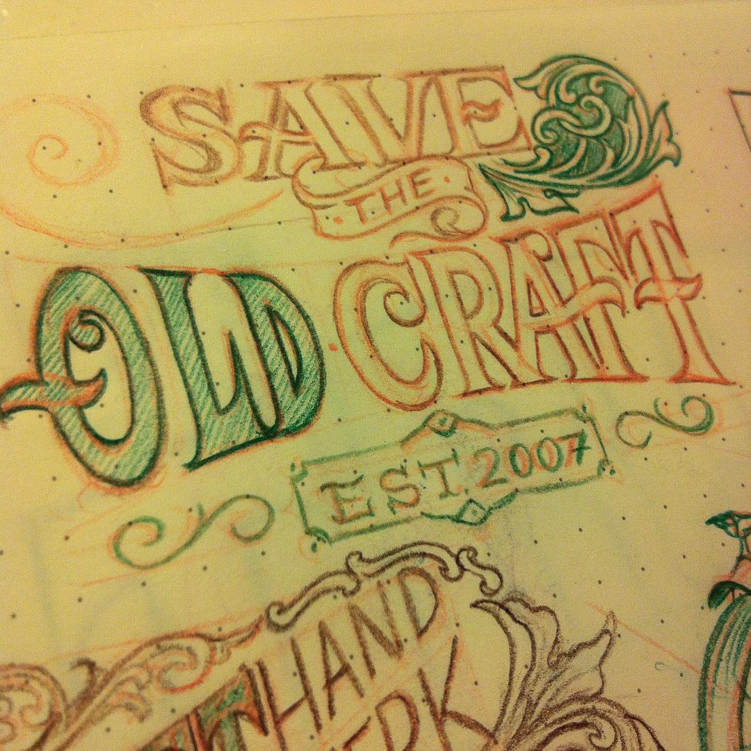 Skizzenbuch Doodlings @ligaturecollective #raidaundbloßfeld #handlettering #craf