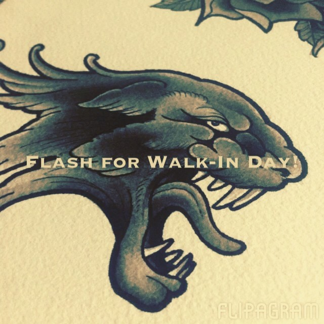 Some very small preview of Flash I will be providing for our first Walk-In Day @...