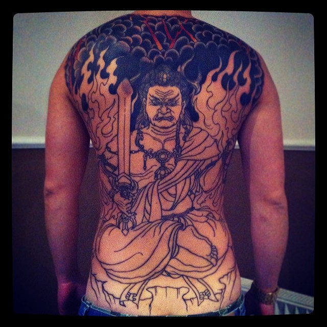 Start of a Cover-Up Project...loooooong way to go but already excited to continu...