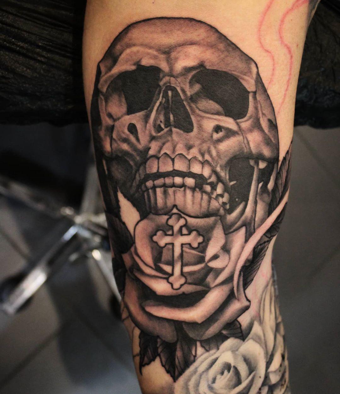 Thank you so much marcel! #germantattooers #tattooworkers #tattoolife #tattoopun