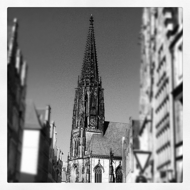 The watchtower #münster#dome#church#tower#doom#gothic#gothicchurch#sky #skyline...