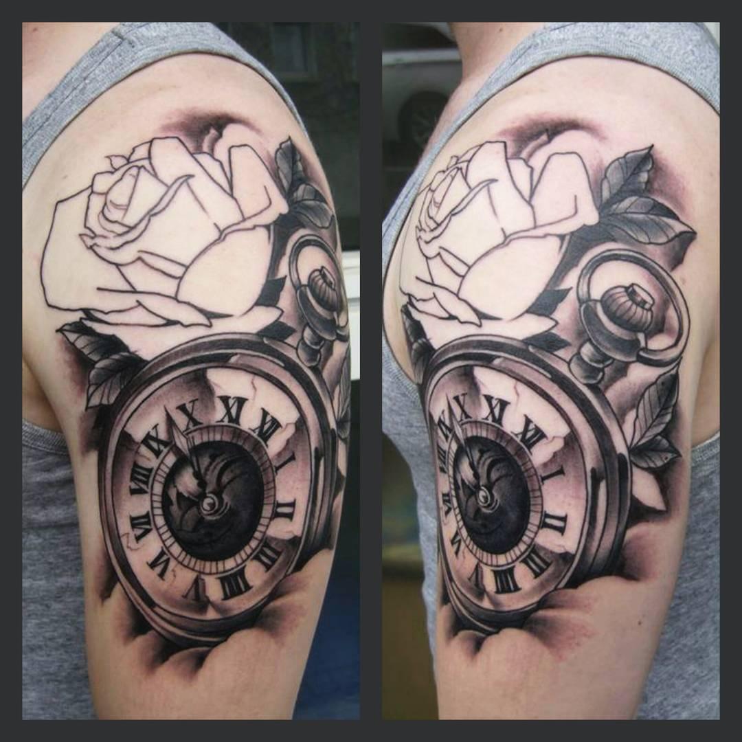 WIP......thanks again for your trust #germantattooers #tattoo #tattooworkers #bl