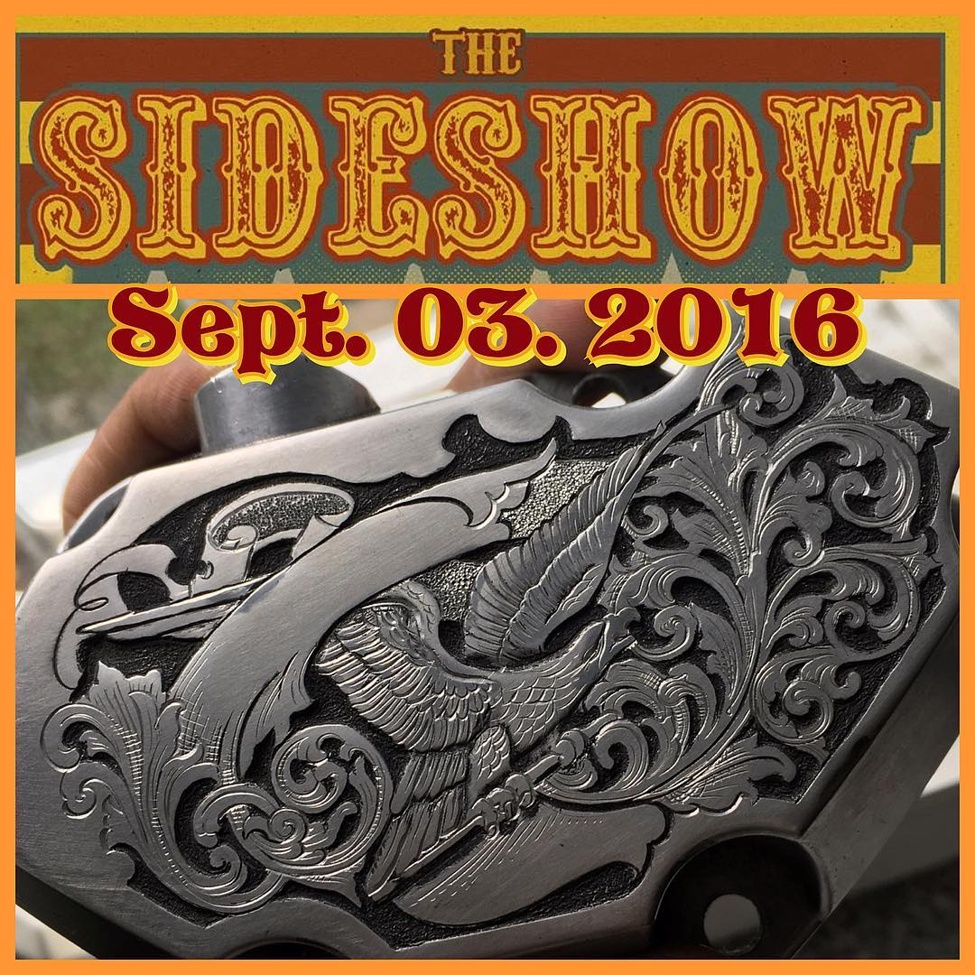 i have the pleasure invited last minute for the #choppertown sideshow 2016 this