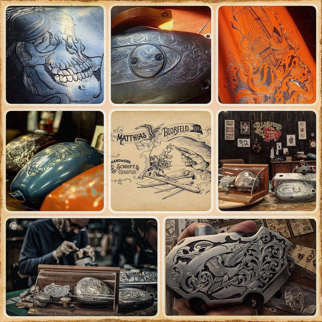 one year of new expieriences, trying in the new business  of engraving, thanks f