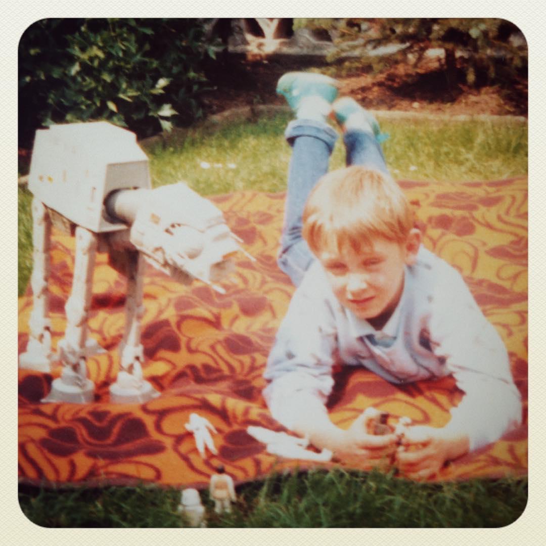 sometimes, I really miss 1986.  #80ies#eighties#1986#starwars#toys#starwarstoys#...