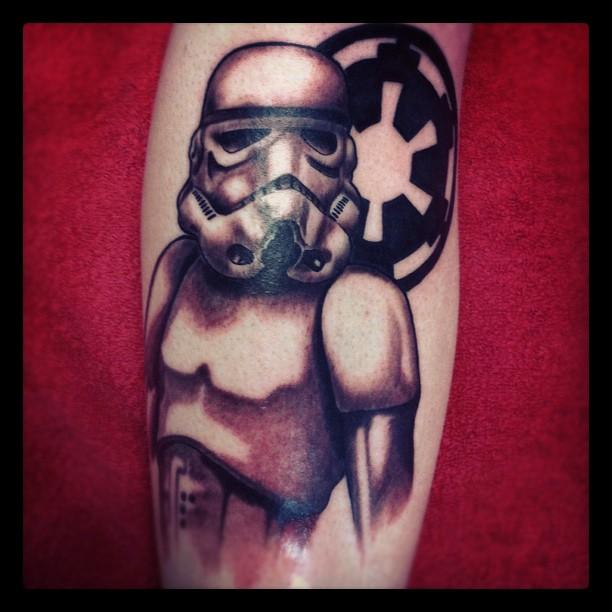 #stormtrooper#tattoo#starwars#imperial#empire...