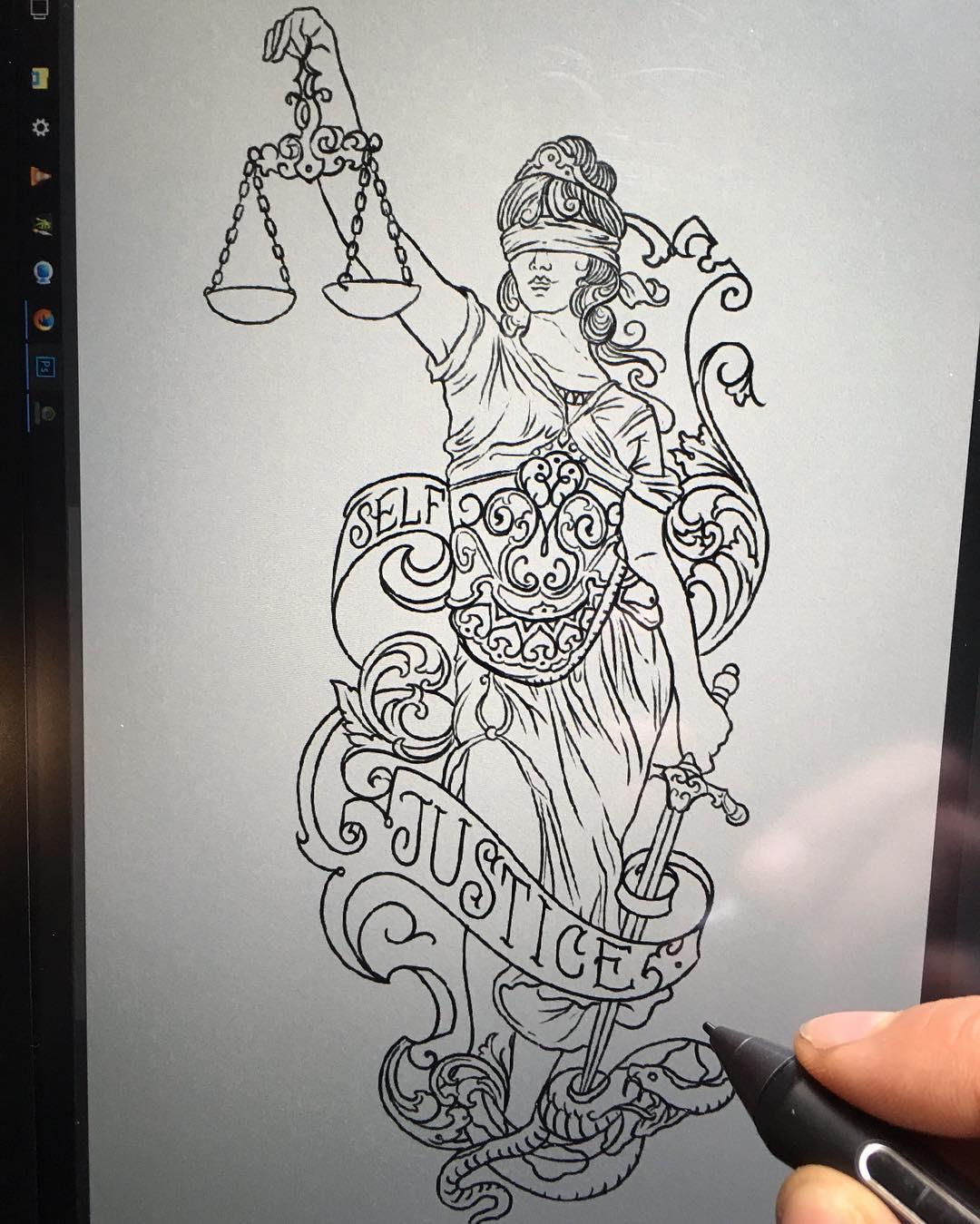 todays work sketch.. #matthiasblossfeld #handwerkinschriftundgravur #sideshowtra