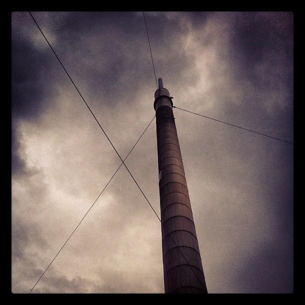 #tower#doom#towerofdoom#sky#skyline#clouds#cologne#gebaude9#industry#industrial#...