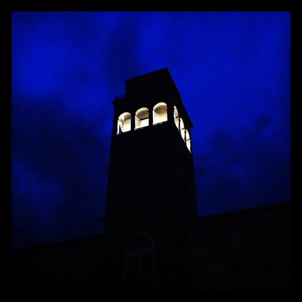 #tower#of#doom#karlsruhe#stadtmitte#sky#night#nightsky#clouds#evil#gothic...
