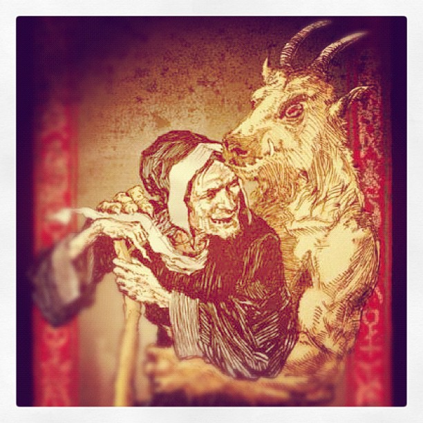 #witch #witchcraft#goat#baphomet#witchcult#witchhunt#wicca#wicker#occult#occulti...