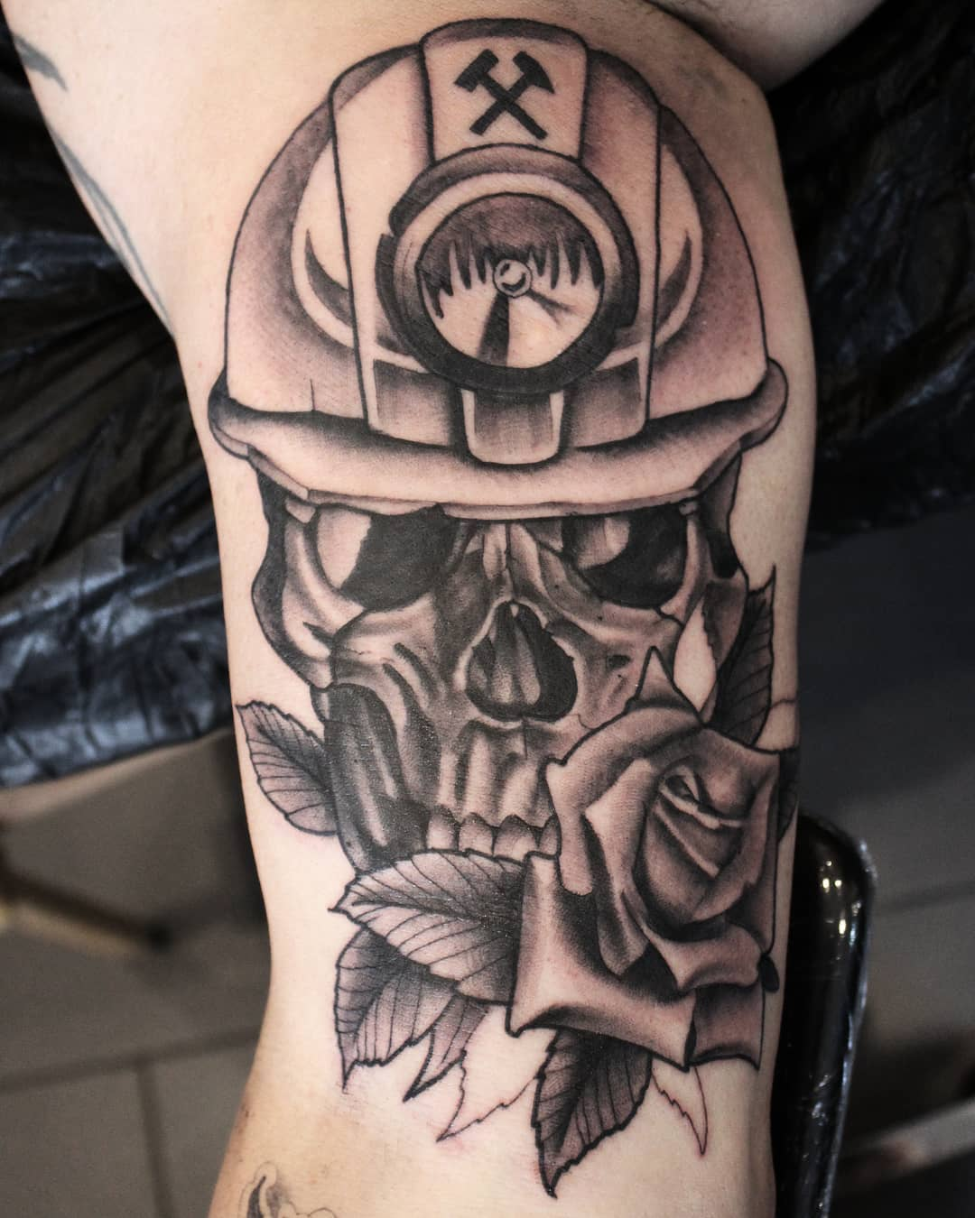 Thank you so much marcel! #germantattooers #tattooworkers #tattoolife #tattoopun