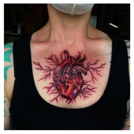 Tattoo angefertigt von @xkaix    Wenn ihr mehr von Kai sehen wollt, dann schaut